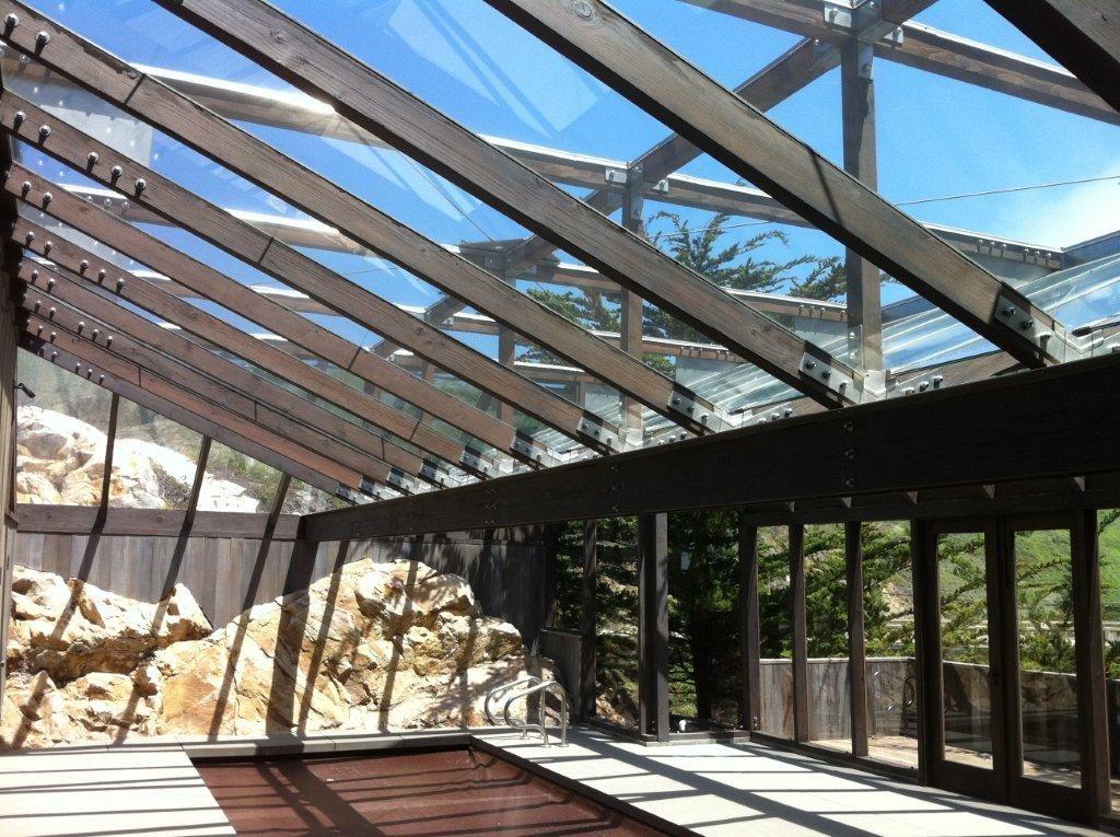 Architectural Glass Design Monterey CA