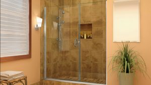 Custom Shower Glass Design Monterey