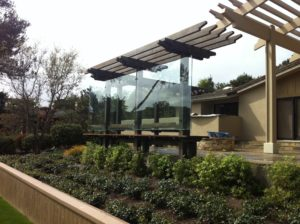 Custom Glass Design Monterey