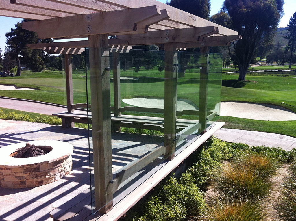 Glass Design Service Monterey