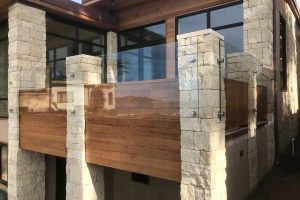 Glass Railing System Monterey