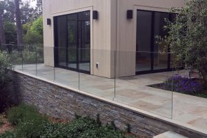 Custom Glass Patio Monterey