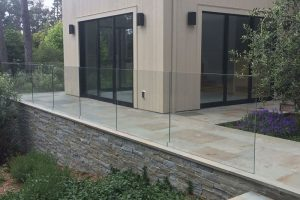 Custom Glass Patio Monterey