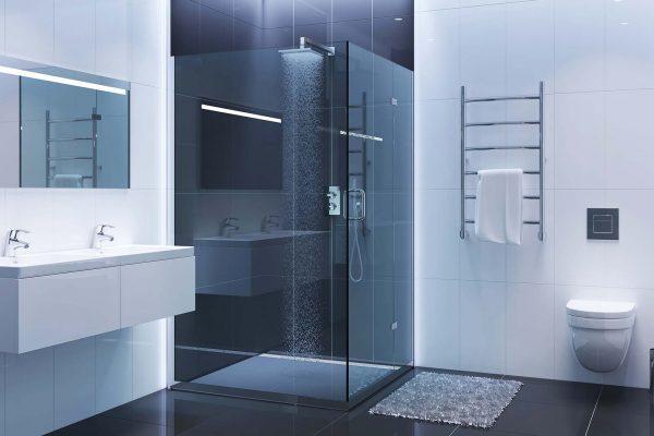 Glass Shower Installation Monterey
