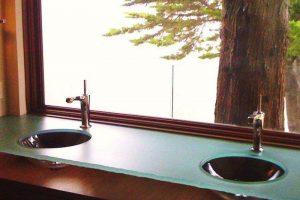 Glass Sink Design Monterey